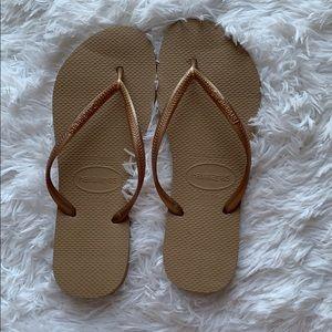Havaianas Shoes - 🎀Women's Havaianas slim flip flops